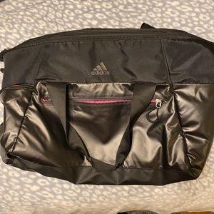Adidas Fearless large gym duffle bag w/ straps
